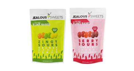 Vegan Concentrated Flavor Candies