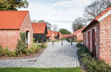 Ecological Co-Housing Units