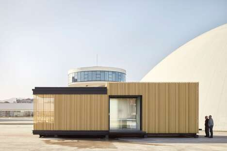 Sustainable Modular Room Structures