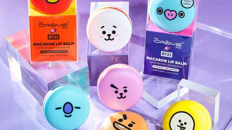 K-Beauty Lip Balms