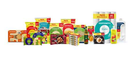 Pandemic-Friendly Grocery Savings Packs