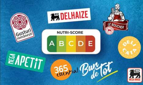 Health-Focused Product Labels