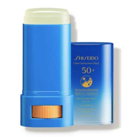 Water-Resistant Sunscreen Sticks