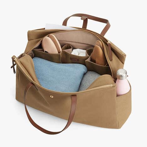 Ultra-Luxurious Weekender Bags