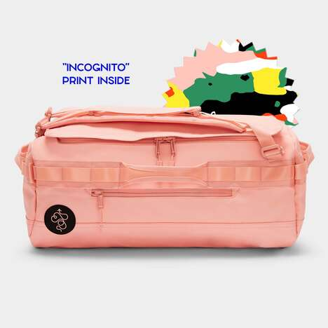 Vibrant Organization-Forward Backpacks