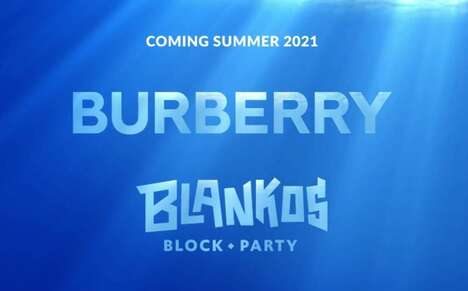 Designer Block Party Games