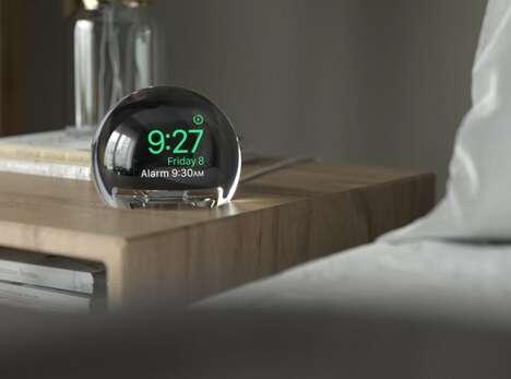 Smartwatch-Integrating Alarm Clocks