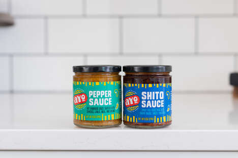 African-Inspired Hot Sauces