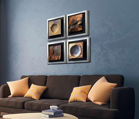 Alien Landscape Photography Artwork