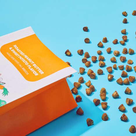 Plant-Based Baked Kibbles