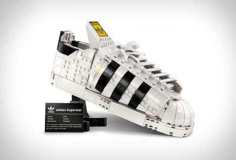 Building Block Sneaker Models