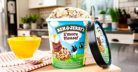 Canadian-Inspired Ice Cream Flavors