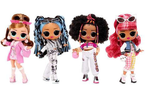 Tween Fashion Dolls