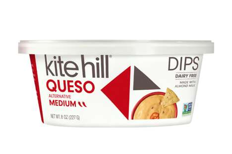 Plant-Based Queso Dips