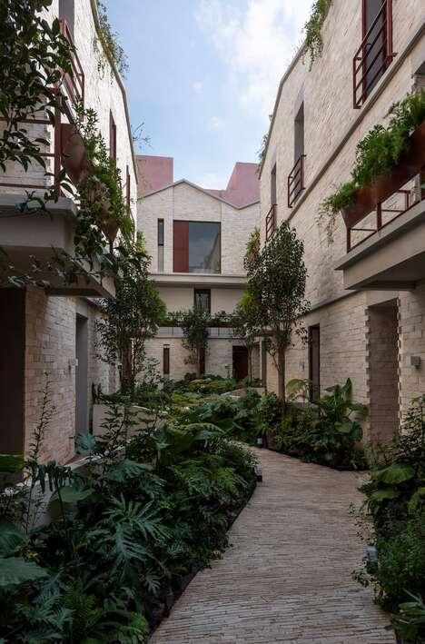 Residential Secret Gardens