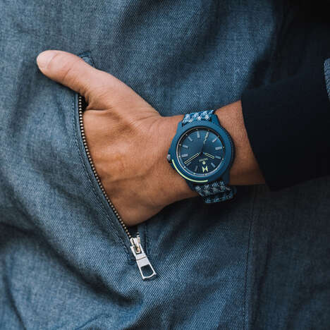 Solar-Powered Sustainable Watches