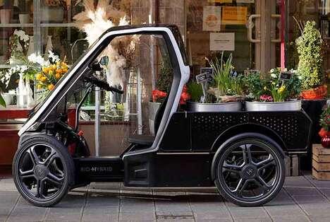 Eco Cargo Electric Bikes