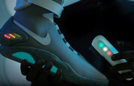 Powered Sneaker-Scrubbing Devices