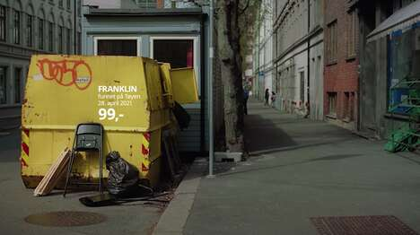 Discarded Furniture Campaigns
