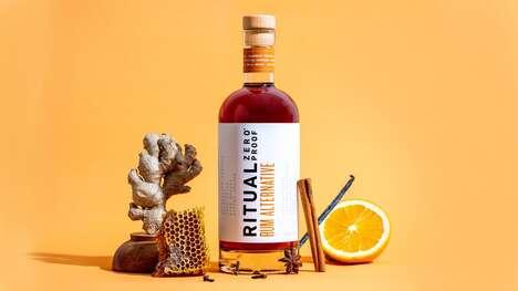 Botanical Rum Alternatives