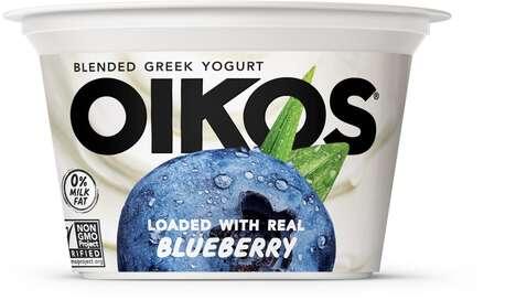 Blended Greek Yogurts