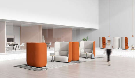 Modular Modern Office Furniture