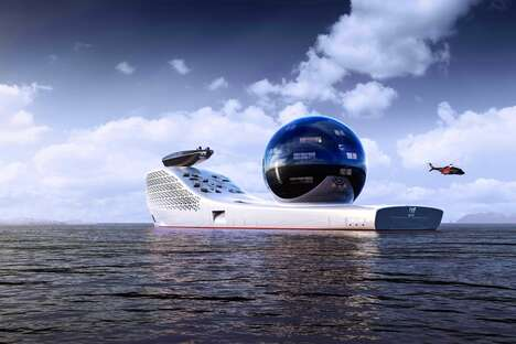 Climate Research Superyachts