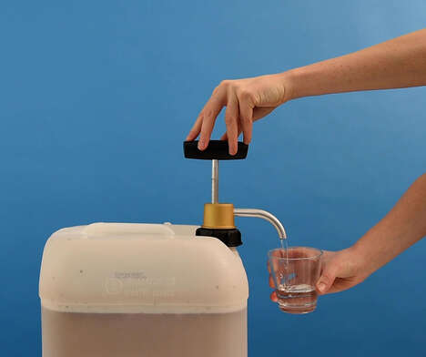 Jerry Can Water Filters