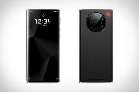 Camera-Branded Smartphones
