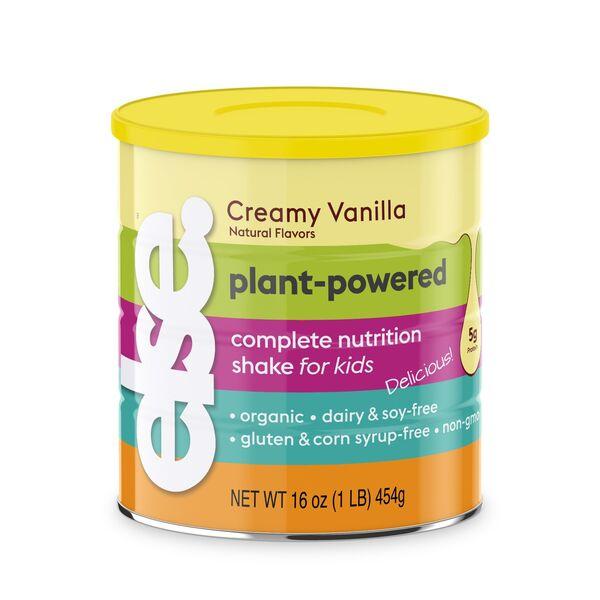 Kid-Friendly Plant-Based Shakes
