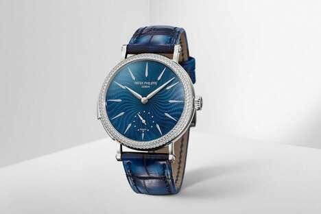 Elegantly Enameled Women's Watches