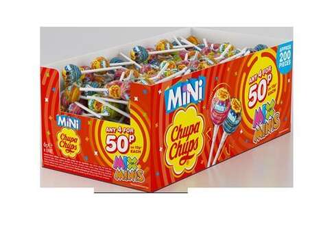 Petite Pick-and-Mix Candy Ranges