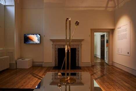 Mindful Interactive Art Installations