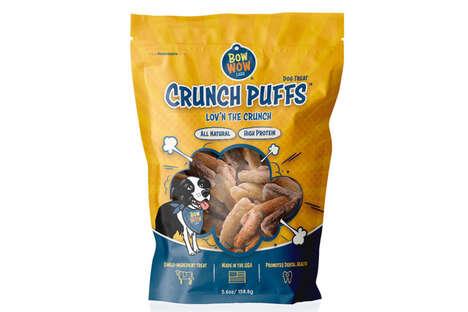 Dog-Friendly Dental Puffs