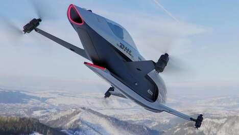 Powerful High-Performance Racing Drones