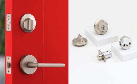 Compact Easy-to-Install Smart Locks
