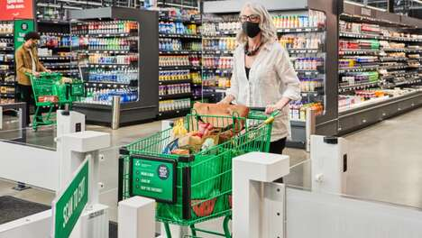 Automated Grocery Stores