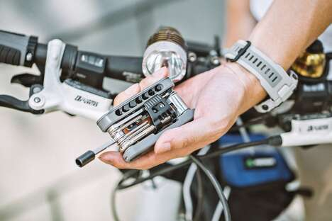 23-in-One Cyclist Multitools