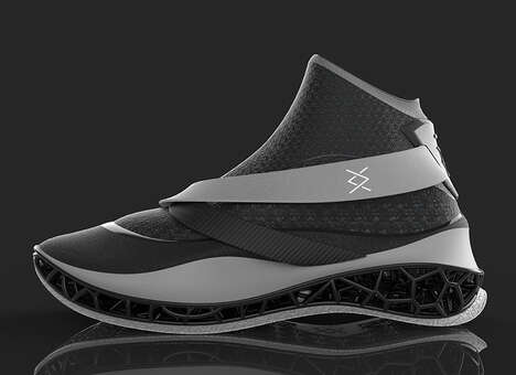 Structured Impact Protection Sneakers