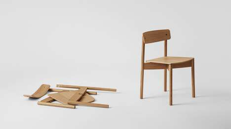 Eco-Friendly Flat-Pack Furniture
