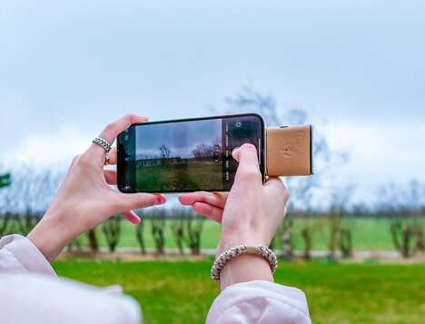 Sustainable Smartphone Power Banks