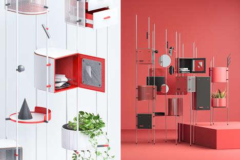 Modular Furniture Storage Systems