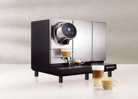 Touchless Coffee Machines