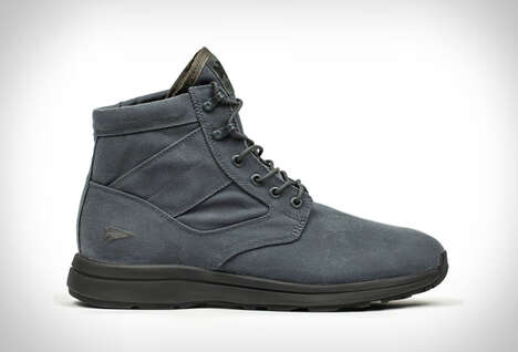 Eco-Friendly All-Terrain Footwear