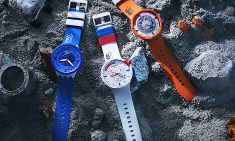 Space Exploration Watch Collections
