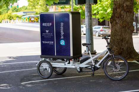Sustainable Delivery Service Solutions