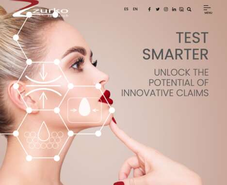 Virtual Cosmetic Laboratory Tours