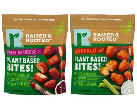 Plant-Based Snacking Bites