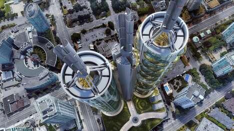Use-Neutral Skyscraper Concepts