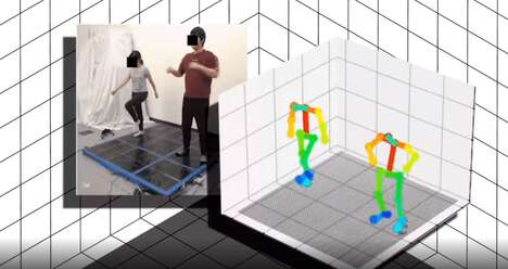 Fitness-Focused Motion-Tracking Carpets